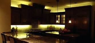 lighting counter. Ideas Under Counter Lighting For Kitchen Cabinet Led Strip Connected To Mains Cabinets . Unique