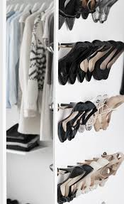 diy ikea shoe rack walk in closet