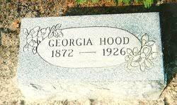 Georgia D. Willard Hood (1871-1926) - Find A Grave Memorial