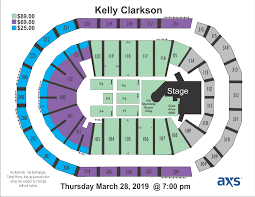Kelly Clarkson Infinite Energy Center