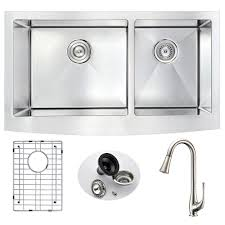 33inch 16 Gauge Stainless Steel Double Bowl Topmount Dropin Zero Stainless Steel Double Kitchen Sink