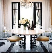 lucite dining chair chairs in a glam dining room regency lucite dining set lucite dining chair