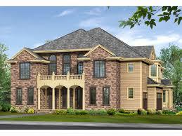 european house plans two story luxury wenlock european home plan 071s 0035