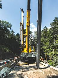 Grove Grt8100 Load Chart Kriger Construction Finds New Grove Rough Terrain Crane