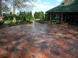 flagstone patio ideas for your garden