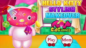 o kitty stylish makeover free game best free game for s