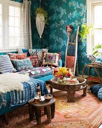 6 Bohemian Living Rooms That Will Make You Dream Daily Dream Bohemian Living Rooms