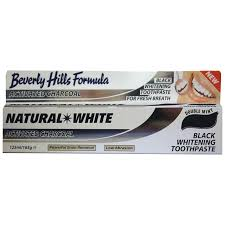332990 beverly hills activated charcoal toothpaste 125ml