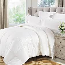 king size down alternative comforter.  Comforter Natural Comfort White Striped King Size Luxurious Down Alternative Comforter Inside