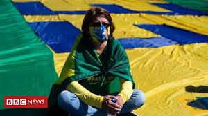 Coronavirus: <b>Brazil</b> becomes second country to pass 50,000 deaths ...
