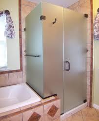 spectacular frosted glass sliding doors bathroom frosted glass shower sliding doors with stainless holder