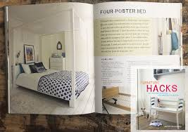 Canopy Bed Ikea Hack By Hester Van Overbeek From The Furniture Hacks Book
