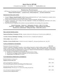 Click Here to Download this Radiologic Technologist Resume