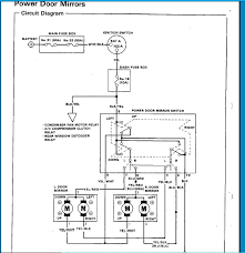 loserkidwac s crx power mirror write up using 4 dr civic mirrors here is a wire diagram i used from a pdf version of a crx workshop manual i can answer an more questions you guys have too glad to help