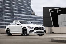 Now it has finally been revealed. New 2021 Mercedes Amg Gt 43 The 4 Door Coupe Bud Smail Motorcars Ltd