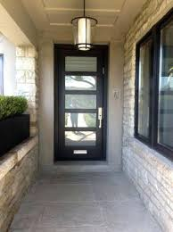 modern glass front doors. Modern Glass Front Doors Entry Door With Frosted And Mail Slot .