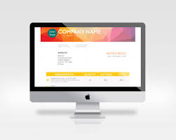 Indesign Invoice Template Free Invoice Templates By InvoiceBerry The Grid System 5