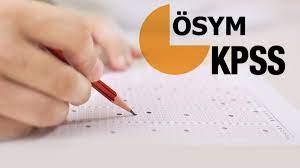 KPSS 2021 bitiş saati | 2021 KPSS sınavı saat kaçta bitecek?