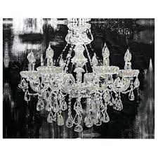 chandeliers chandelier wall art enchanting canvas chandelier wall decal with rhinestones art nursery style sconces