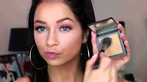 spring makeup tutorial 2016 full face y celebrity looking makeup 2016