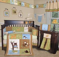cute ideas baby nursery room decoration with carters baby bedding set cute animal baby nursery