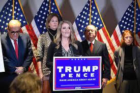 Jenna Ellis, Trump Lawyer, Tests ...