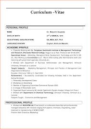 Cv Vs Resume Academic Cv Vs Resume Jobsxs Com
