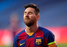 Lionel Messi beim FC Barcelona vor Abgang nach Bayern-Debakel