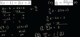 solve for the given variable math how to solve equations with algebraic variables on both sides