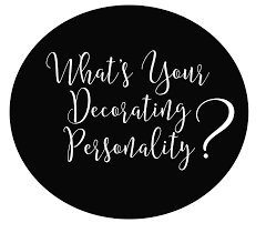 discover your own decorating personality