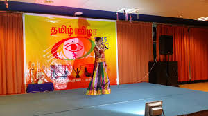 Tamil Welcome speech by Amrutha - YouTube