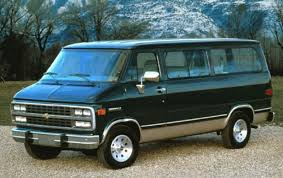 1990 Chevrolet Sportvan - Information and photos - ZombieDrive