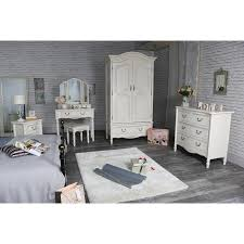 dressing room furniture. Antique Cream Bedroom Furniture Set, Double Wardrobe, Chest Of Drawers, Bedside Chest, Dressing Table Set - Adelise Range | Flora Room