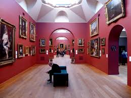 Dulwich Interior Design File Interior Of Dulwich Picture Gallery Jpg Wikimedia Commons