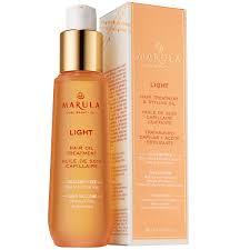 Marula Light Hair Treatment Styling Oil Lightweight Hair Oil Treatment For Fine Hair Marula Pure Beauty
