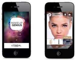 loreal in beauty parlance the digital app can be equated with the makeup brush a discretionary tool often soft on the edges designed to deliver a