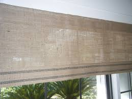 DIY Burlap Window Coverings U2013 BURKE DECORBurlap Window Blinds