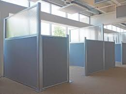 office cubicle wall. the hush panels diy cubicle partitions are a wise choice to grow with your office wall e