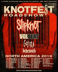 Slipknot Aug 20 4 00pm Budweiser Stage Formerly Molson
