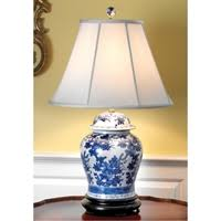 blue and white lamps. Temple Jar Lamp Blue \u0026 White And Lamps
