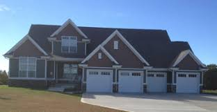 Whispering Valley 2235  3 Bedrooms And 2 Baths  The House DesignersFour Car Garage House Plans