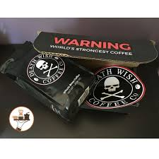A standard 5oz cup of coffee usually only contains 60mg. Death Wish Coffee Review Updated For 2019