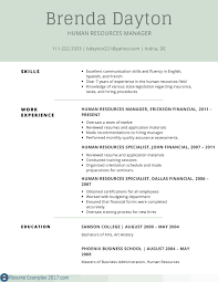 Resume Examples 2017 Examples Of Resumes 24 Best Of Gallery Of Resume Writing For High 3