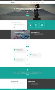 Business Homepage Design Business Services Moto Cms Html Template 58477 Website