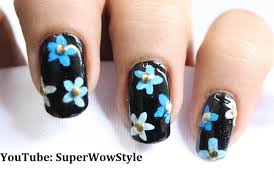 Nail Art Designs for Beginners - EASY Step by Step Tutorial ...