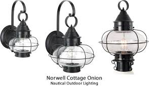 cottage outdoor lighting. Norwell Cottage Onion Nautical Outdoor Lighting - Deep Discount