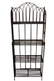 versailles metal 4 tier rack ideal as