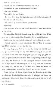 Đề 2: Kể lại một câu chuyện cổ tích bằng lời một nhân vật trong truyện