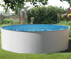 round above ground pools. Beautiful Pools Simplicity 12 Ft Round Above Ground Pool And Pools