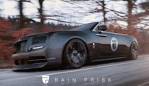 Rolls Royce Dawn Goes Full Gangsta In New Rendering